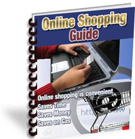 Online Shopping Guide With Master Resale Rights | eBooks | Internet