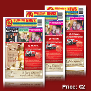 Midleton News December 16 2015 | eBooks | Magazines