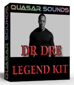 DR DRE - LEGEND DRUM KIT - 24 Bit wave | Music | Soundbanks