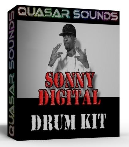 SONNY DIGITAL DRUM KIT 24 Bit wave | Music | Soundbanks