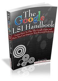 The Google LSI Handbook (MRR) | eBooks | Internet