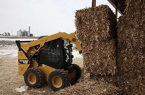 Caterpillar Skid Steer in Action | Photos and Images | Technology
