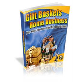 Gift Baskets Home Businesss With Master Resale Rights | eBooks | Business and Money