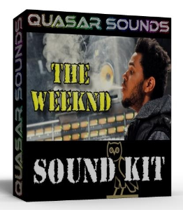 THE WEEKND SOUND KIT  24 Bit wave , THE WEEKND DRUM KIT | Music | Soundbanks
