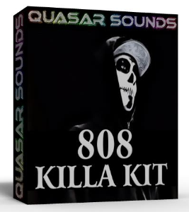 808 TRAP KILLA DRUM KIT   24 BIT Wave | Music | Soundbanks
