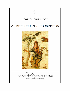 a tree telling of orpheus