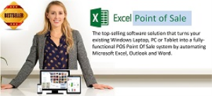 excel point of sale - cash register