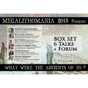 2015 megalithomania box-set + forum