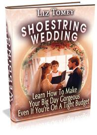 Shoestring Wedding - Learn How To Make Your Big Day Gorgeous On A Budg | eBooks | Romance