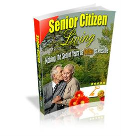 Senior Citizen Living (MRR) | eBooks | Home and Garden