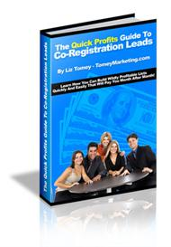 The Quick Profits Guide To Co-Registration Leads (MRR) | eBooks | Business and Money