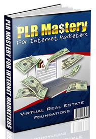 PLR Mastery For Internet Marketers ! MRR | eBooks | Internet