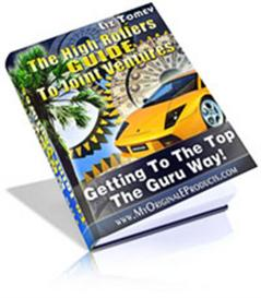 High Rollers Guide To Joint Ventures | eBooks | Business and Money