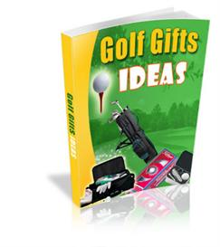 Golf Gifts Ideas (MRR) | eBooks | Sports