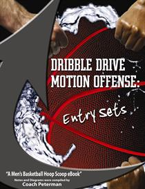 Dribble Drive Motion Offense Entry Sets Playbook | eBooks | Sports