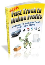 fast track to online profits