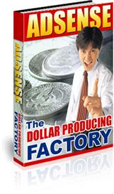ADSENSE - The Dollar Producing Factory (MRR) | eBooks | Internet