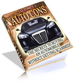 Auto Cons Ebook !(MRR) | eBooks | Home and Garden