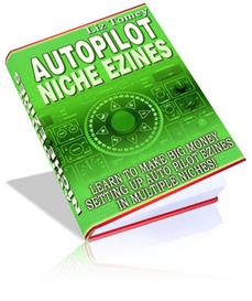 AutoPilot Niche Ezines Course (MRR) | eBooks | Business and Money