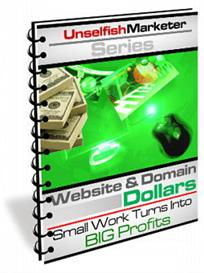 Website and domain Dollars (MRR) | eBooks | Business and Money