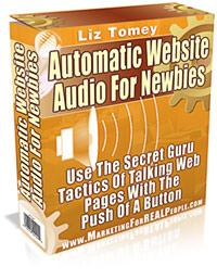 Automatic Website Audio for Newbies (MRR) | eBooks | Technical