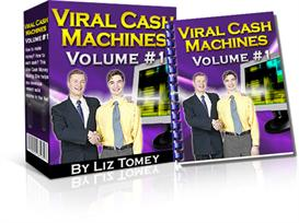 Viral Cash Machines With Master Resale Rights | eBooks | Business and Money