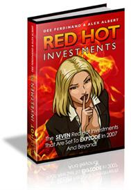 Red Hot Investments With Master Resale Rights | eBooks | Business and Money
