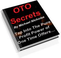 OTO Secrets Ebook  with Master Resale Rights | eBooks | Business and Money
