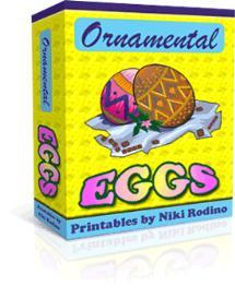 Ornamental Eggs -with Master Resale Rights | eBooks | Education