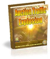 Auction Traffic Explosion -With Master Resale Rights | eBooks | Business and Money