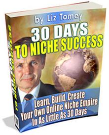30 Days To Niche Success  -With Master Resale Rights | eBooks | Business and Money