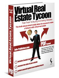 Virtual Real Estate Tycoon With Master Resale Rights | eBooks | Internet