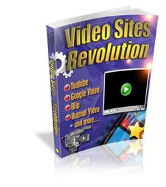Video Sites Revolution With Master Resale Rights | eBooks | Internet