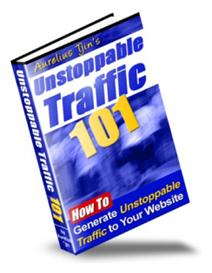 unstoppable traffic 101 with master resale rights