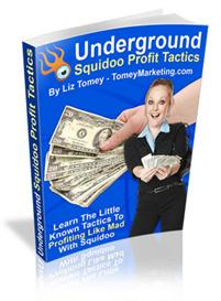 Underground Squidoo Profit Tactics With Master Resale Rights | eBooks | Business and Money