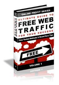 free web traffic guide with master resale rights