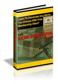 The Niche Dominator with Master Resale Rights | eBooks | Business and Money