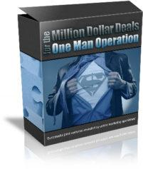 Million Dollar Deals For The One Man Operation (MRR) | eBooks | Business and Money