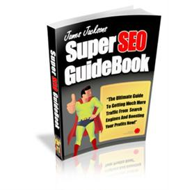 Super SEO Guidebook - Now Your Can Blow By Your Search Engine Opimizat | eBooks | Internet
