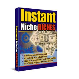 Instant Niche Riches With Master Resale Rights | eBooks | Business and Money