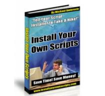 Install Your Own Scripts With Master Resale Rights | eBooks | Technical
