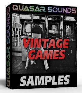 VINTAGE GAME SAMPLES  wave | Music | Soundbanks