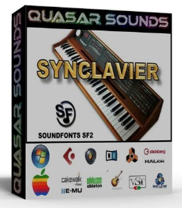 synclavier soundfonts sf2
