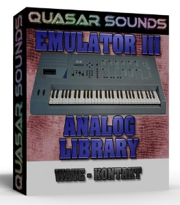 Emu Emulator Iii Analog Samples For Kontakt | Music | Soundbanks