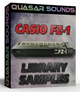 CASIO FZ-1 LIBRARY SAMPLE PACK   KONTAKT wave | Music | Soundbanks