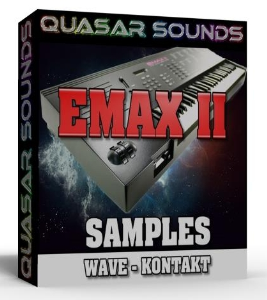 EMU EMAX 2 Library  FOR KONTAKT | Music | Soundbanks