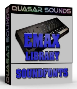 EMU EMAX Library Soundfonts | Music | Soundbanks