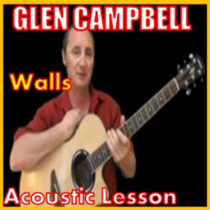 Learn to play Walls by Glen Campbell | Movies and Videos | Educational