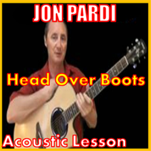 Learn to play Head Over Boots by Jon Pardi | Movies and Videos | Educational