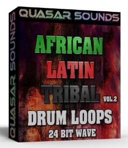 African Drum Loops , Latin Drum Loops , Tribal Drum Loops  Vol.2 | Music | Soundbanks